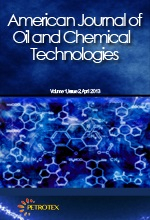 American Journal of Oil and Chemical Technologies